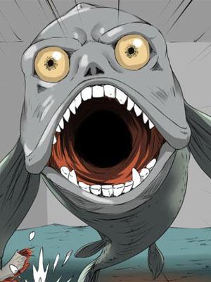 深水前线漫画
